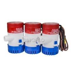 bilge pumps for small boats